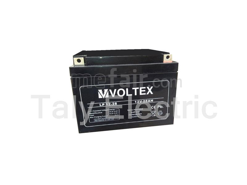 Sealed lead Acid Battery . Voltex