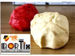 Best refractory rubber dough RTV2/500 c°