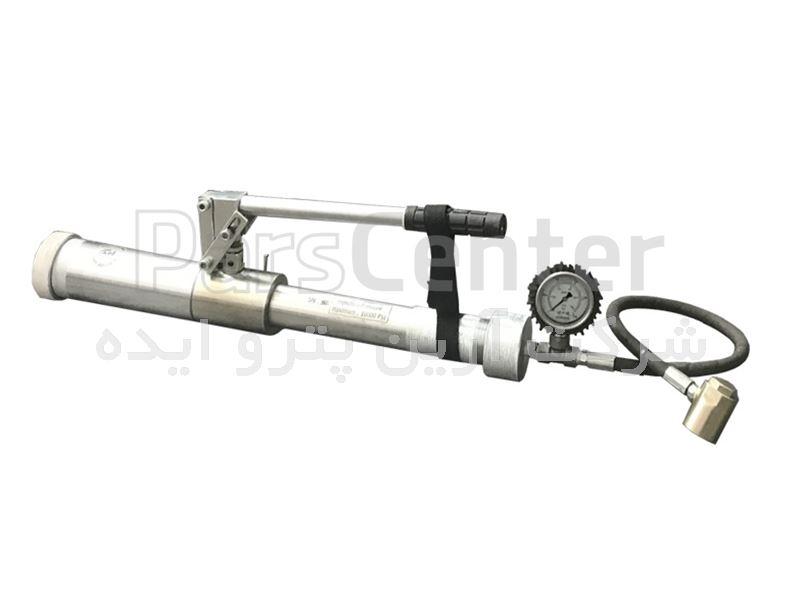 گریس پمپ دستی هیدرولیک   POWER GUN GUN