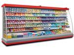 یخچال فروشگاهی ایستاده روباز مدل07 Alegra - یخچال هایپر مارکت