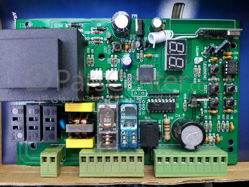 آریان در / جک برقی یوروماتیک|تعمیر جک یوروماتیک Euromatic.فروش جک برقی یوروماتیک.تعمیر برد و موتور جک برقی.فروش و نصب جک پارکینگ