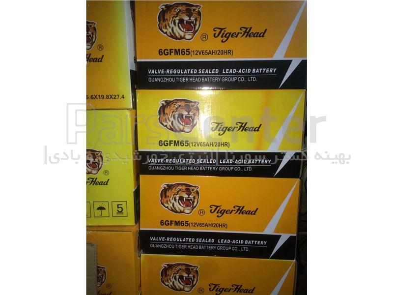 باطری سیلد لید اسید 4.5 آمپرساعت  Tiger Head