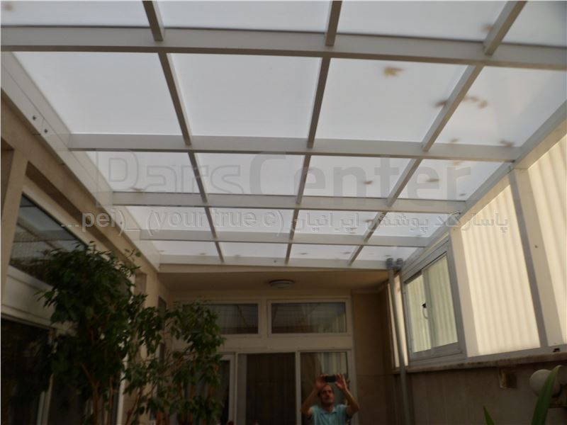 (Patio Roof) سقف پاسیو  و دیوار  639