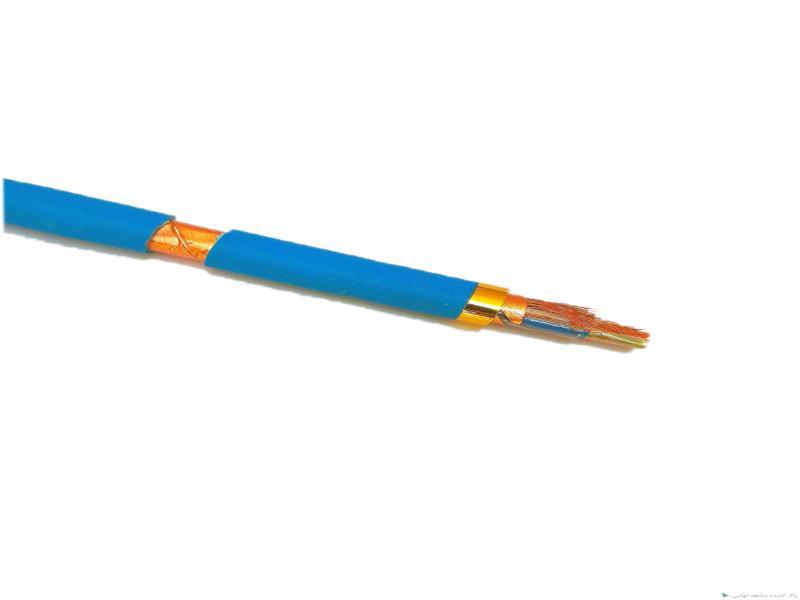 کابل 1.5*2 هالوژن فری با نوار میکا مقاوم در برابر دمای 800 تا 1000 درجه سانتیگراد