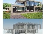 ویلای پیش ساخته شیراز