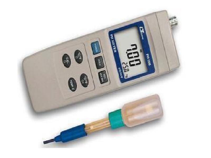 اسیدسنج دیجیتال حرفه ای مدل PH208