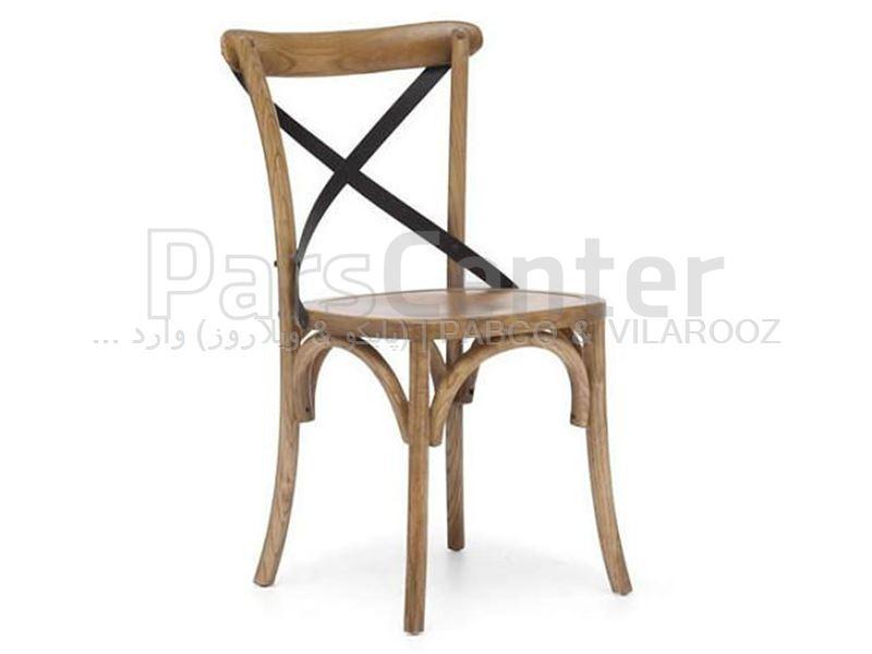 صندلی لهستانی چوبی