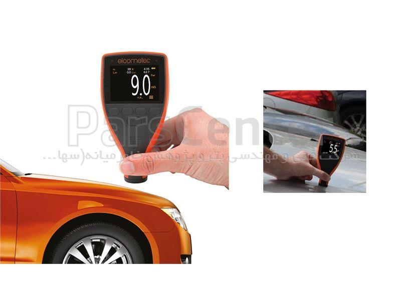 دستگاه تشخیص رنگ شدگی اتومبیل مدل 311 الکومکتر -قیمت تستر رنگشدگی خودرو -دستگاه کارشناسی رنگ خودرو