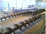 انتقال دهنده پیچی screw conveyor