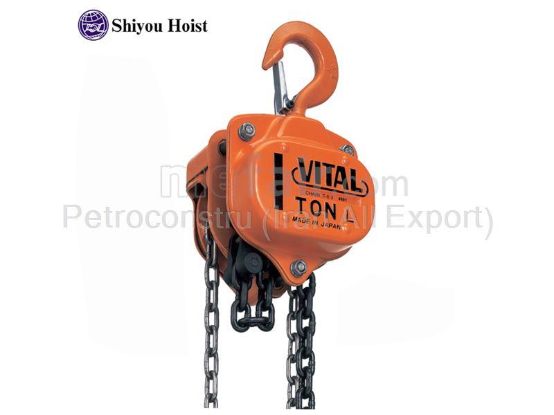 1 TON Vital chain block