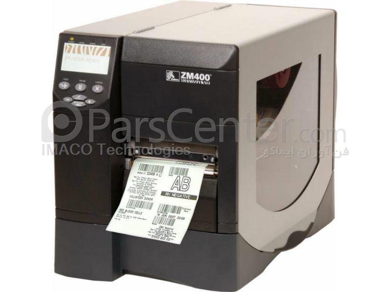چاپگر لیبل ZEBRA ZM400