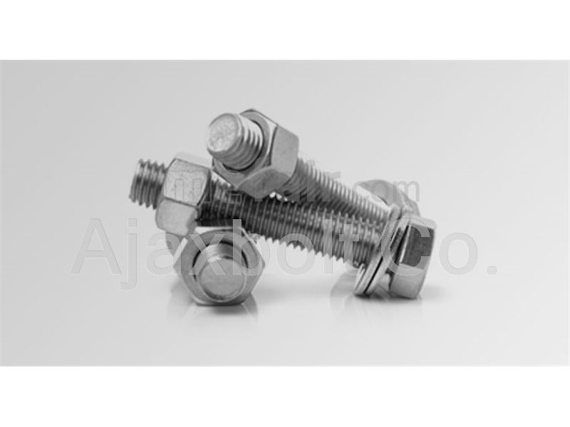 Dacromet Plated Bolts and nuts from Iran to Iraq