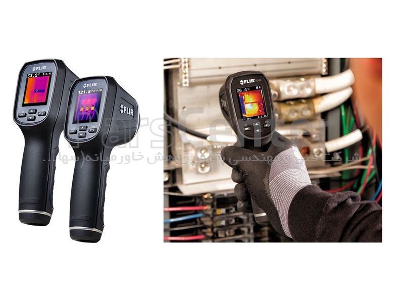 دوربین تصویربرداری حرارتی ، ترموویژن FLIR TG1167