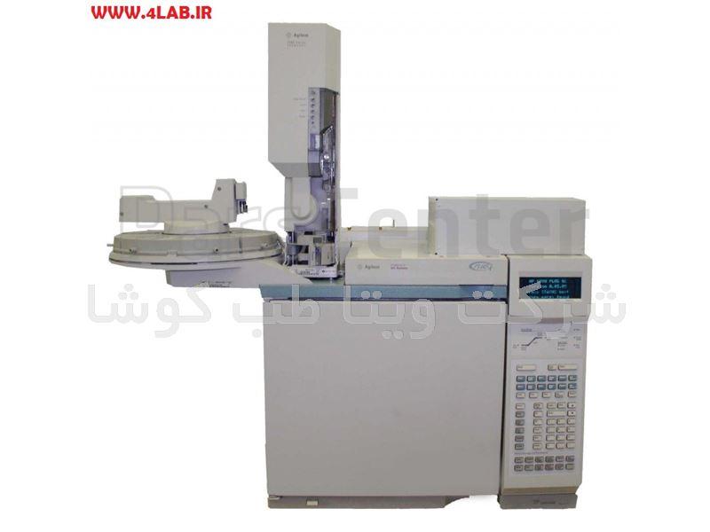 واردات و فروش دستگاه GC کارکرده مدل 6890N ساخت کمپانی AGILENT