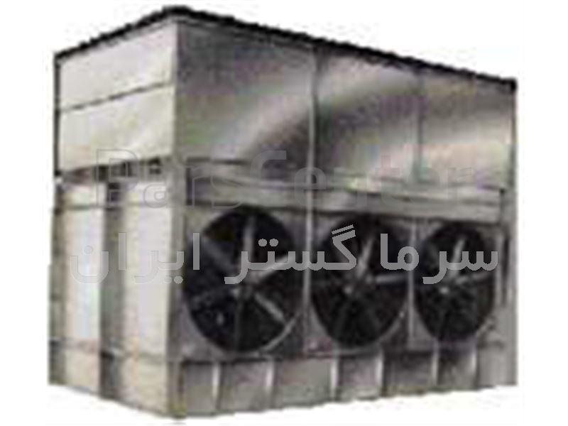 کندانسور تبخیری  سردخانه