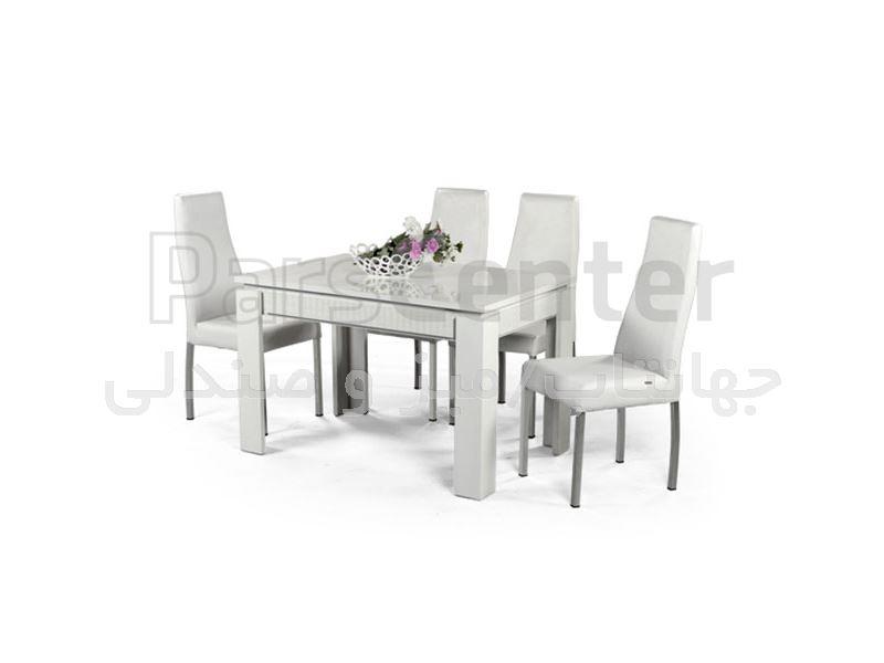 میز ناهارخوری مدل M66 (جهانتاب)