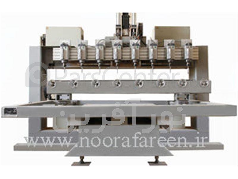 سی ان سی چوب / CNC چوب (دستگاه سی ان سی مخصوص منبت کاری چوب)