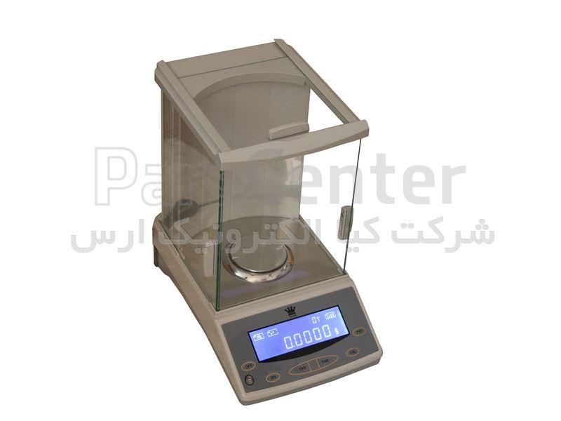 ترازو دیجیتال آزمایشگاهی دقت 0.0001g و ظرفیت 300 گرم  مدل KF