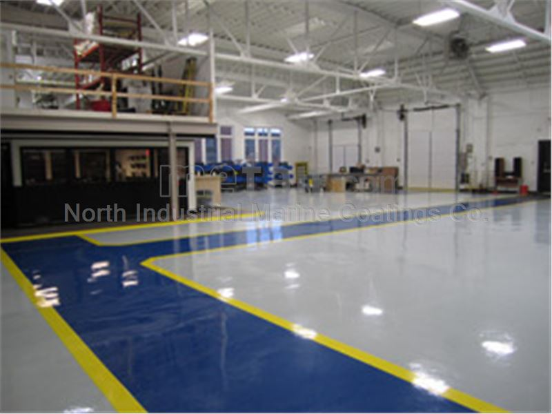 Industrial & Marine Paints and Coatings