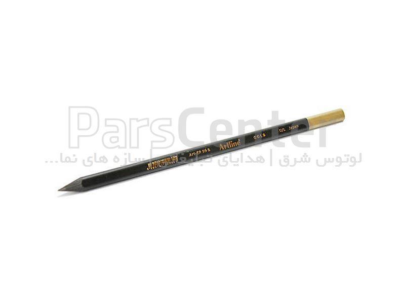 چاپ لوگو روی مداد تبلیغاتی