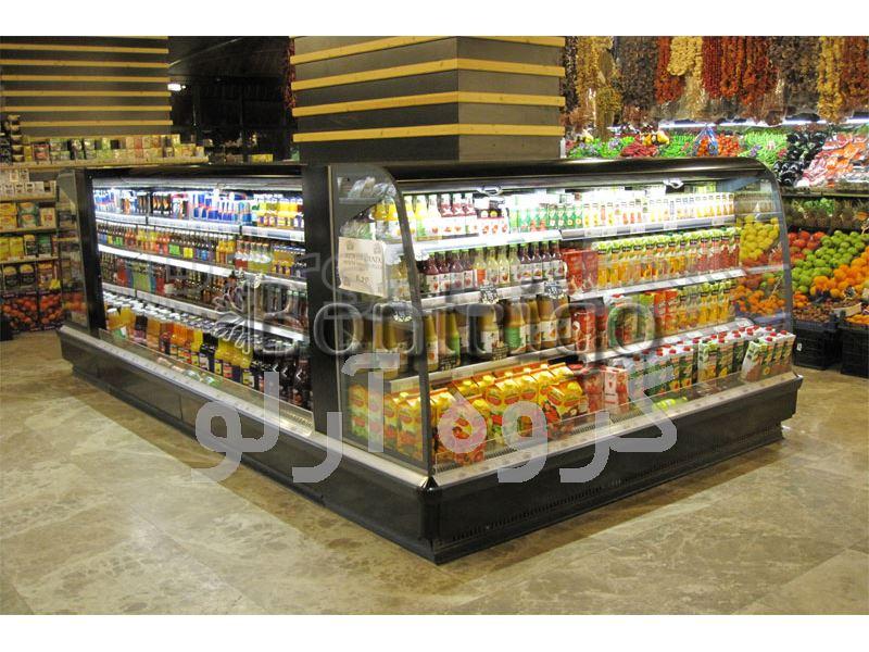 یخچال نیمه ایستاده فروشگاهی،یخچال ایستاده
