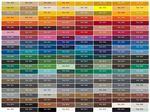 رنگهای معدنی مخصوص رژلب وماتیک