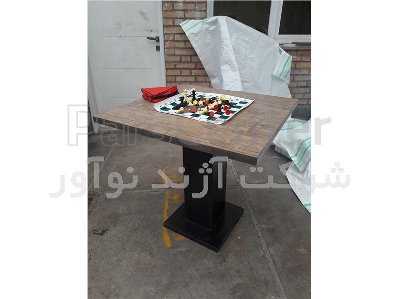 میز شطرنج ، میز شطرنج استاندارد مسابقاتی
