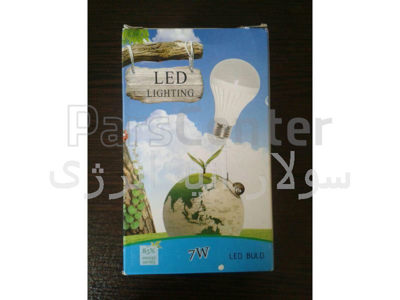لامپ ال ای دی9 وات DC