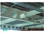 پوشش ضد حریق جهت سازه های فلزی ساختمانها