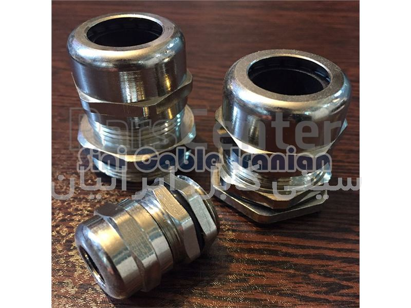 گلند فلزی لوله فلکسی بل (PG9)