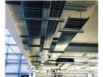 سینی کابل گالوانیزه آبکاری گرم 40 سانتی متری
