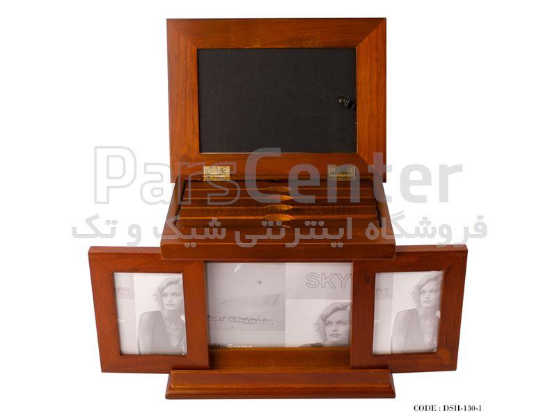 آلبوم عکس چوبی