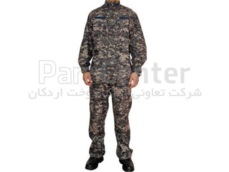 لباس نظامی مرزبان