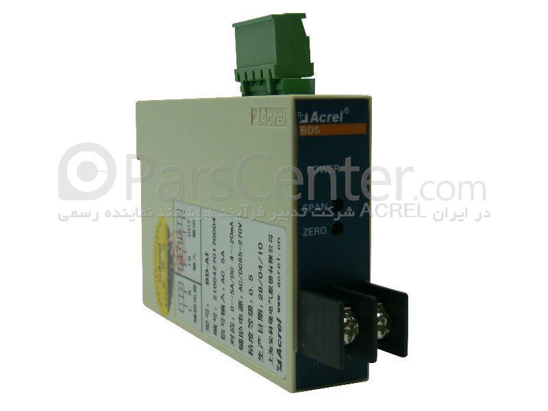 ترانسدیوسر ایزوله تک فاز ولتاژ AC مدل BD-AV