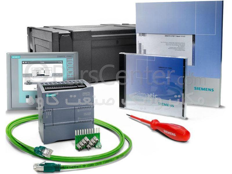 برنامه نویسی سیتم های PLC HMI SCADA Data Logger