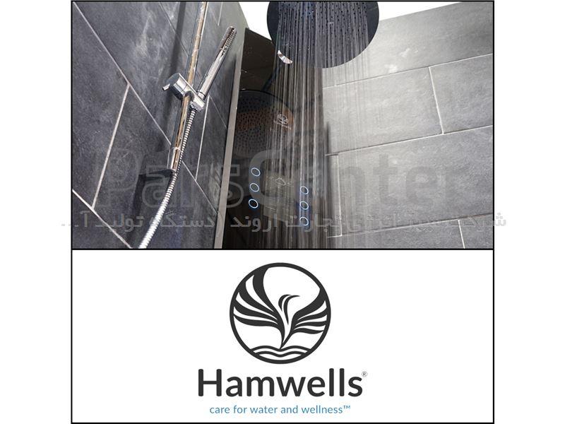 دوش حمام هوشمند کم مصرف