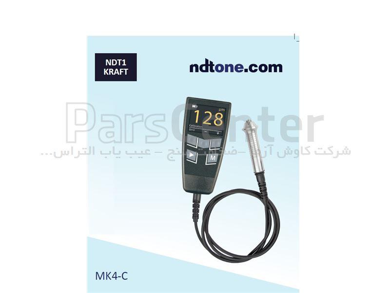 ضخامت سنج رنگ مدل MK-4 ساخت کمپانی NDT One Kraft چک