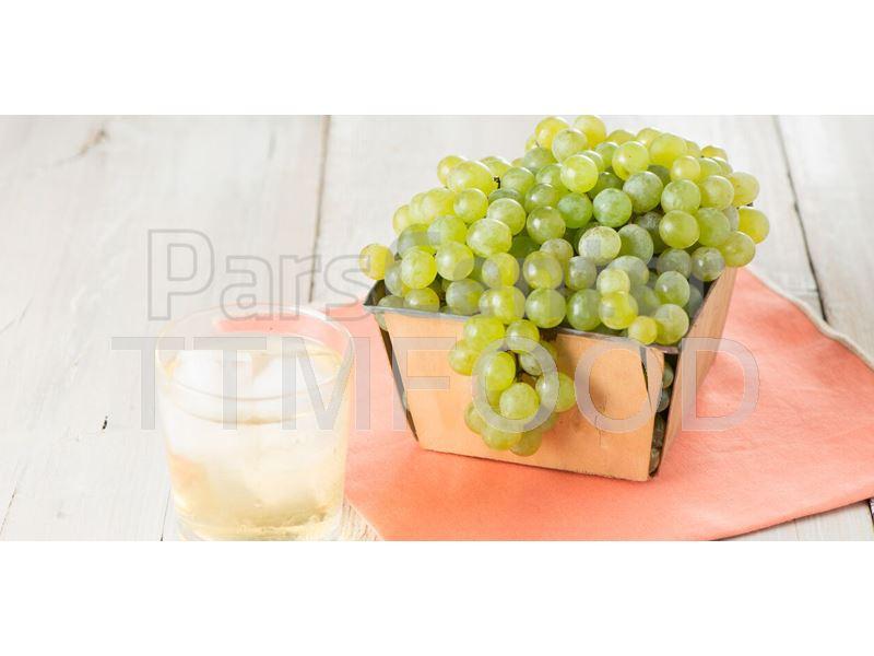 فروش عمده کنسانتره انگور سفید با کیفیت صادراتی
