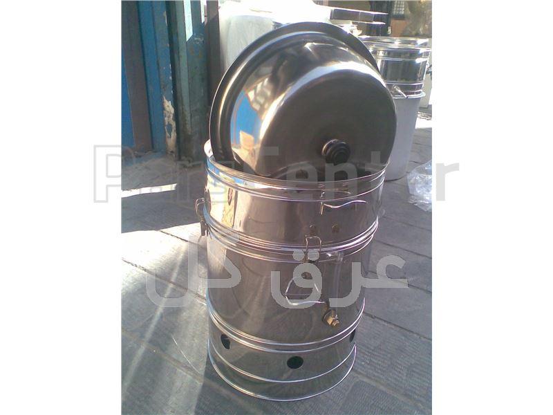 دستگاه بخار پز ذرت مکزیکی