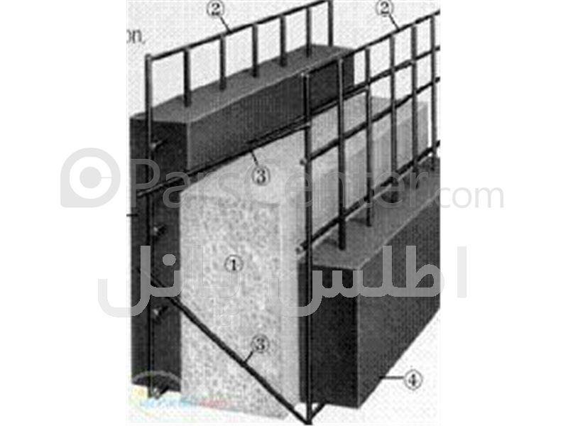 دیوار تری دی پنل 3d panel پانل دیواری