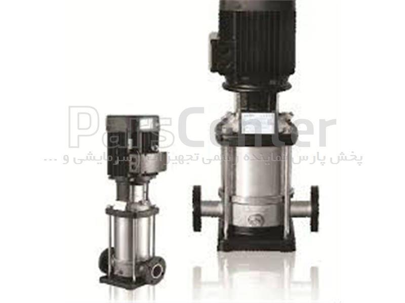 پمپ آب عمودی طبقاتی لیو 0.55 کیلو وات ( LEO ) ساخت چین مدل LVR 2-5 (پخش پارس)