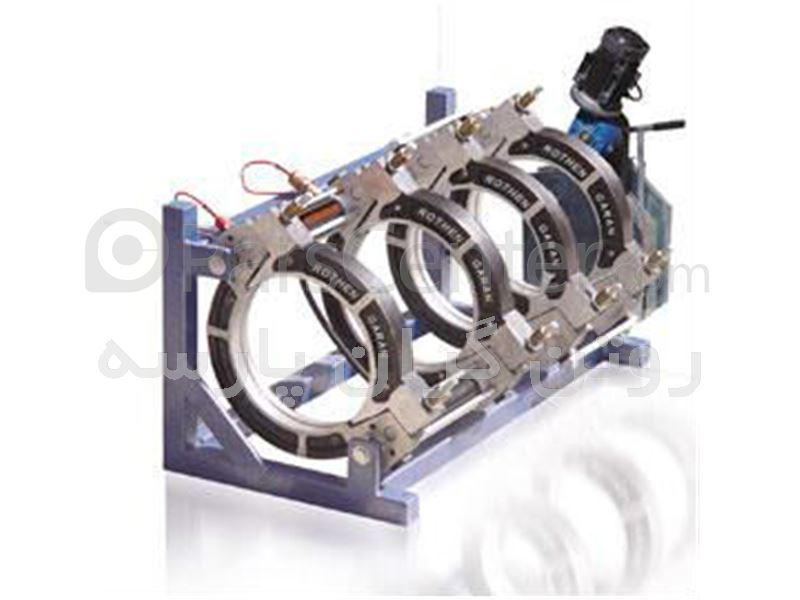 تعمیر دستگاه جوش لوله پلی اتیلن