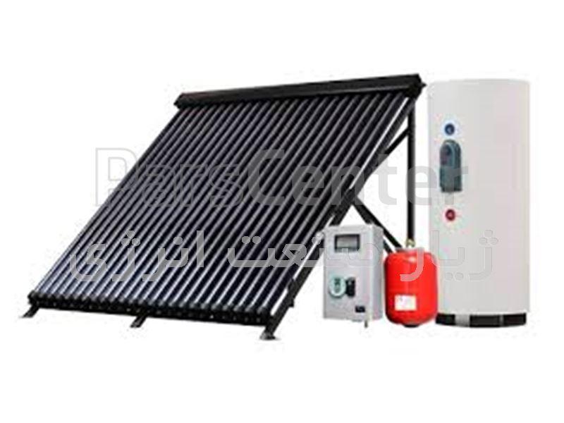 طراحی و نصب انواع ابگرمکن خورشیدی با نازل ترین قیمت
