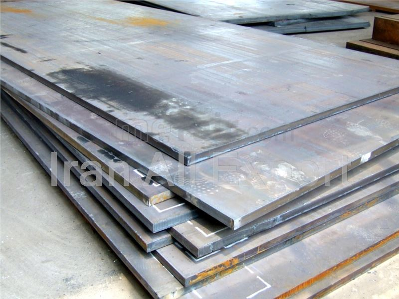 Metal Sheet 6X1.5m from Iran to Turkmenistan