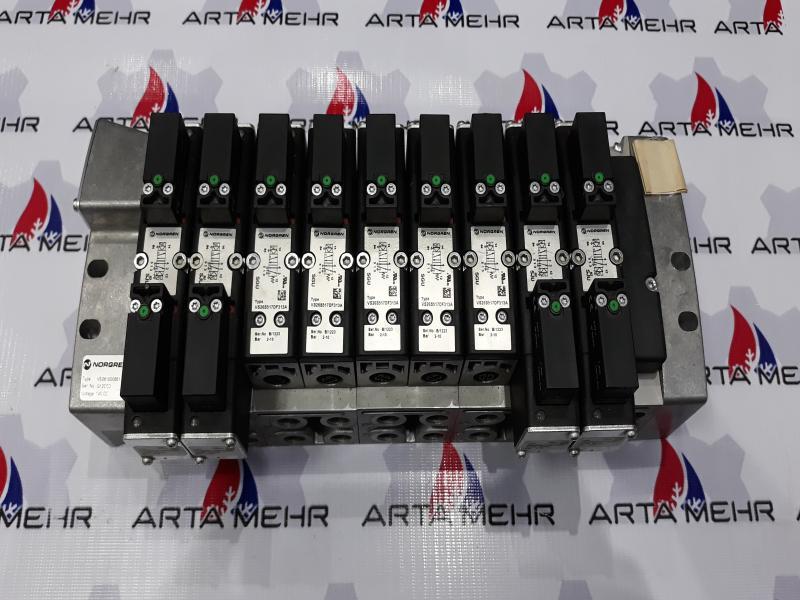 شیر برقی NORGREN مدل VS26S517DF313A