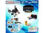 فروش پرینتر ، مخزن ، جوهر و دستگاه حرارتی