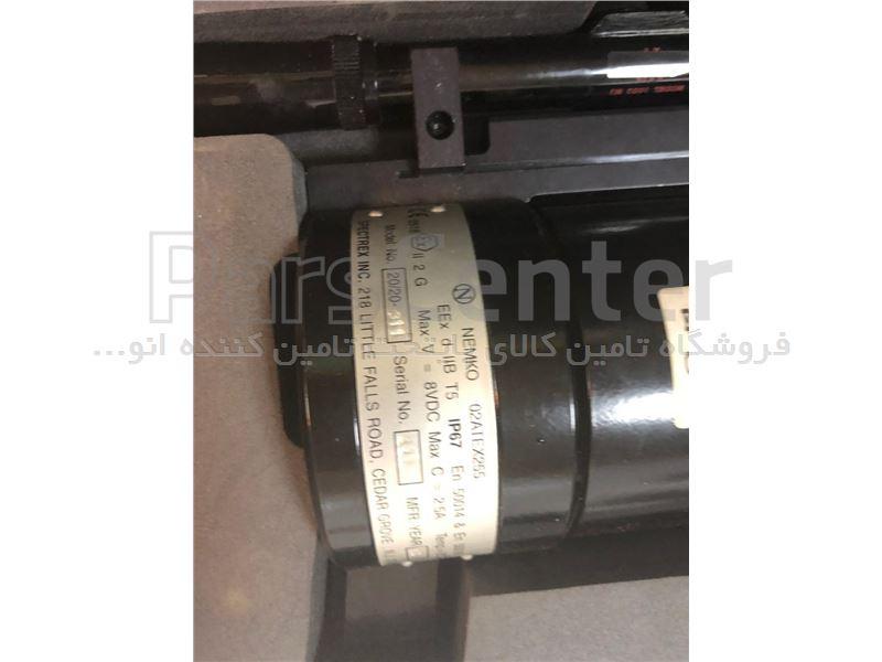دستگاه تستر دتکتور شعله uv/ir