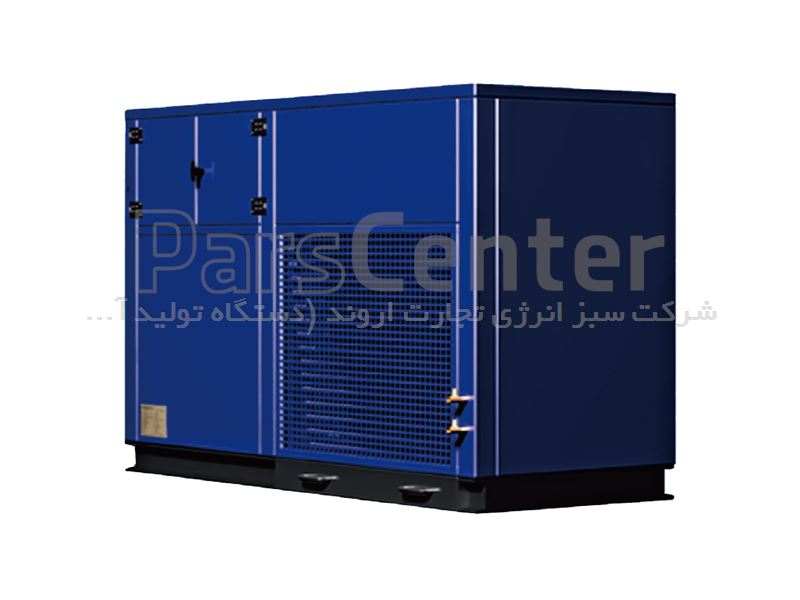 دستگاه تولید آب از هوا  250 لیتر روزانه سبز انرژی