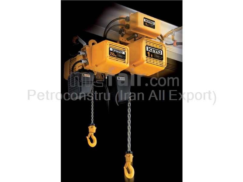 KITO Electric Hoist 1 Ton