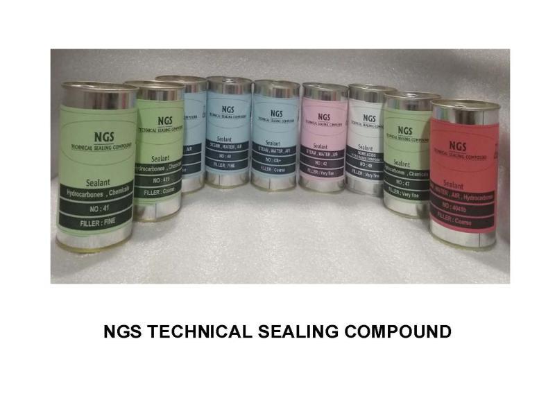 مواد آببندی کننده  Leak sealing compound NGS 1246B